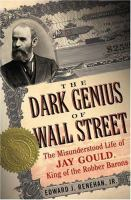 Dark Genius of Wall Street