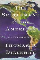 The Settlement of the Americas