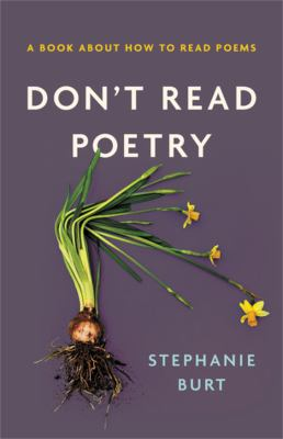 Don't Read Poetry: A Book About How to Read Poems(book-cover)