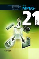 The MPEG-21 Book