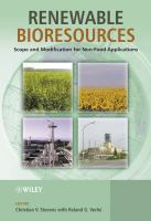 Renewable Bioresources