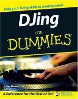 DJ'ing for Dummies