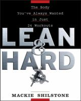 Lean and Hard