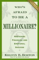 Who's Afraid to Be A Millionaire?