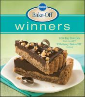 Pillsbury Bake-off Winners