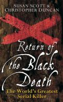 Return of the Black Death