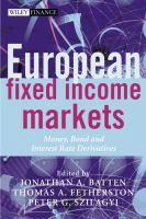 European Fixed Income Markets