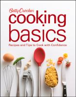 Betty Crocker Cooking Basics
