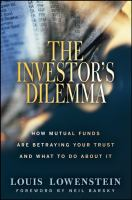 The Investor's Dilemma