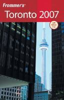 Frommer's Toronto