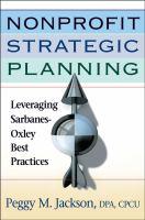 Nonprofit Strategic Planning