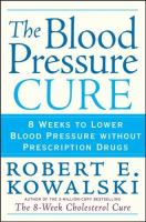 The Blood Pressure Cure