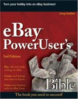EBay PowerUser's Bible
