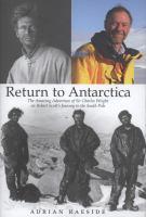 Return to Antarctica