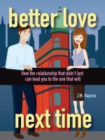 Image: Better Love Next Time