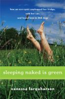 Sleeping Naked Is Green