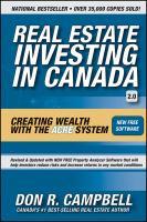 Real Estate Investing in Canada 2.0