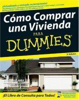 Cómo comprar una vivienda para dummies
