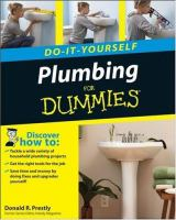 Plumbing Do-it-yourself for Dummies
