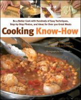 Cooking Know-how