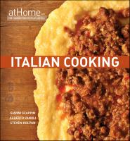 Italian Cooking at Home