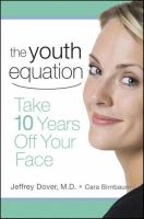 The Youth Equation