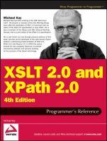 XSLT 2.0 and XPath 2.0