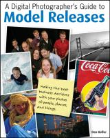 A Digital Photographer's Guide to Model Releases