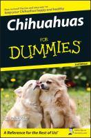 Chihuahuas for Dummies