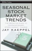 Seasonal Stock Market Trends