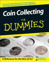 Coin Collecting for Dummies