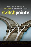 Switchpoints