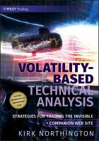 Volatility-based Technical Analysis