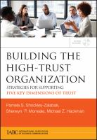 Building the High-trust Organization