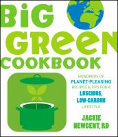 Big Green Cookbook
