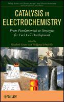 Catalysis in Electrochemistry