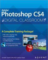 Adobe Photoshop CS4 Digital Classroom