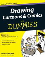Drawing Cartoons & Comics for Dummies