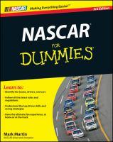 NASCAR for Dummies