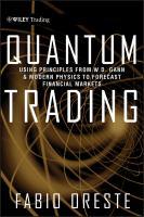 Quantum Trading