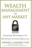 Wealth Management in Any Market