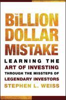 The Billion Dollar Mistake