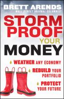 Storm Proof your Money