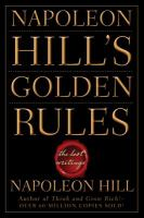 Napoleon Hill's Golden Rules