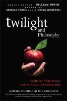 Twilight and Philosophy