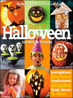 Best of Halloween Tricks & Treats