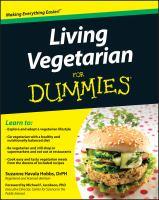 Living Vegetarian for Dummies