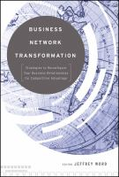 Business Network Transformation