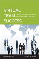 Virtual Team Success