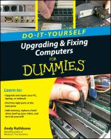 Upgrading & Fixing Computers for Dummies